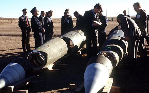 Hiệp ước vũ khí START mới: Nga sẵn sàng nhưng Mỹ lửng lơ - Ảnh 1.