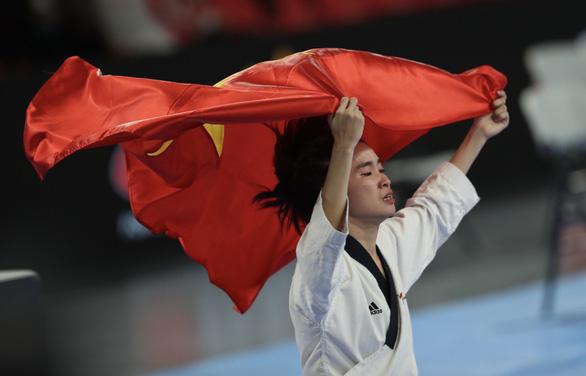 SEA Games ngày 7-12: Việt Nam giành thêm 8 huy chương vàng - Ảnh 1.
