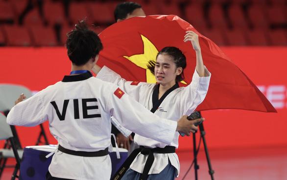 SEA Games ngày 7-12: Việt Nam giành thêm 8 huy chương vàng - Ảnh 6.
