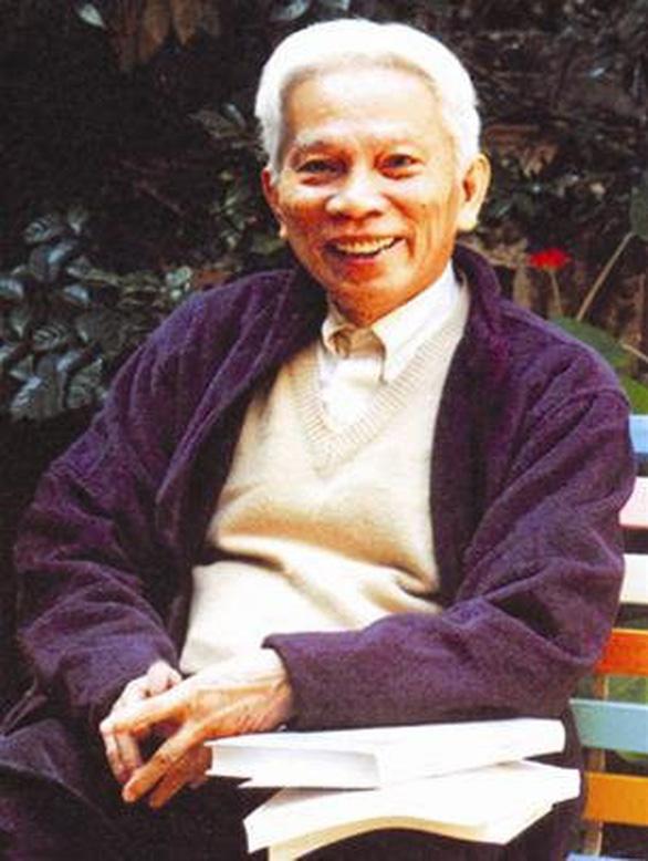 Con trai GS Hoàng Tụy: Nhớ Ba - người cha, người thầy, đồng nghiệp - Ảnh 7.