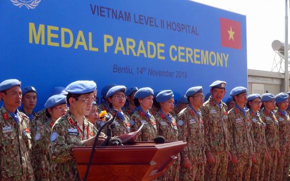 Mũ nồi xanh Việt Nam ở Nam Sudan - Kỳ cuối: Chia tay Bentiu - Ảnh 3.