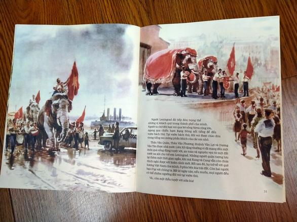 Lần đầu hé lộ chuyện 2 chú voi Việt Nam đến Nga 65 năm trước - Ảnh 5.