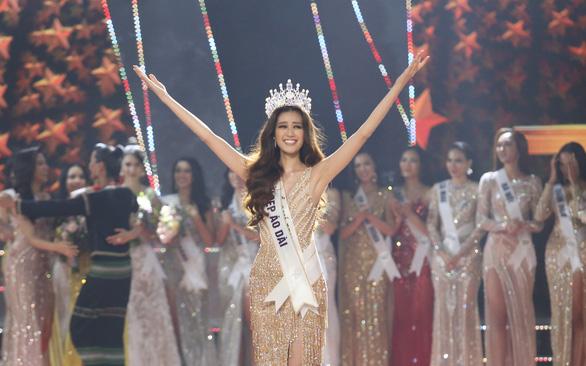 Hoa hậu Khánh Vân: ... Từng là nạn nhân bất thành của nạn quấy rối tình dục - Ảnh 3.