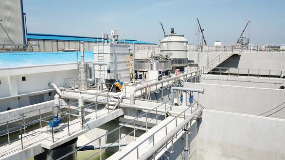 Nhà máy cà phê dùng công nghệ tách bã tối đa xử lý nước thải - Ảnh 1.