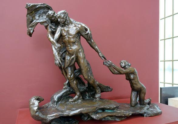 Camille Claudel, tài năng điêu khắc bị chôn vùi bởi mối tình bi kịch - Ảnh 4.