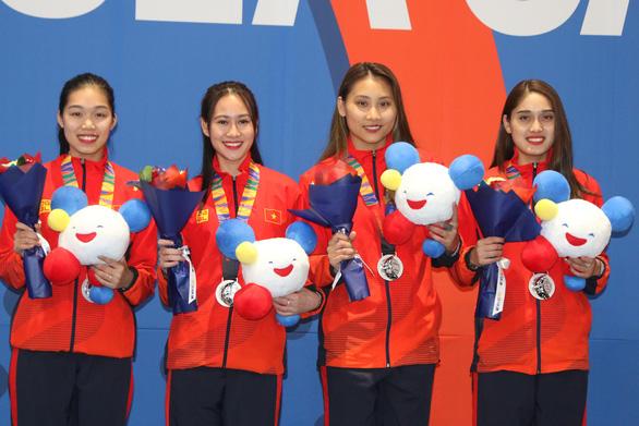 SEA Games 30: Việt Nam giành 20 huy chương vàng trong ngày thi đấu 8-12 - Ảnh 11.