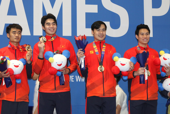SEA Games 30: Việt Nam giành 20 huy chương vàng trong ngày thi đấu 8-12 - Ảnh 10.