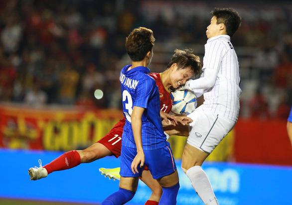 Đánh bại Thái Lan, nữ Việt Nam giành huy chương vàng SEA Games 2019 - Ảnh 1.