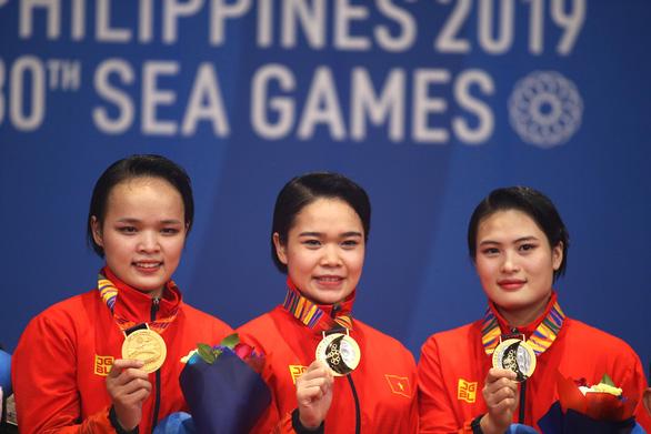 SEA Games 30: Việt Nam giành 20 huy chương vàng trong ngày thi đấu 8-12 - Ảnh 14.