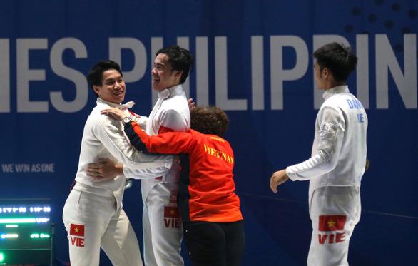 SEA Games 30: Việt Nam giành 20 huy chương vàng trong ngày thi đấu 8-12 - Ảnh 13.