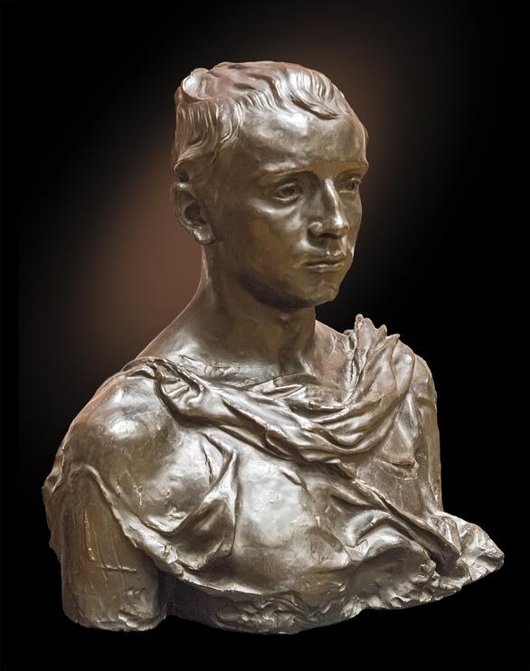 Camille Claudel, tài năng điêu khắc bị chôn vùi bởi mối tình bi kịch - Ảnh 2.