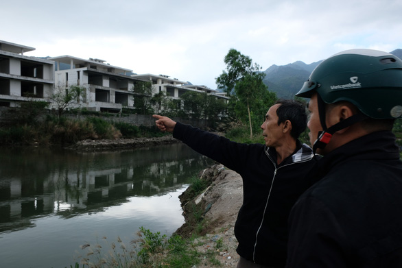 Dân Nha Trang lại căng băng-rôn đòi đất tại dự án Sông Lô - Ảnh 5.