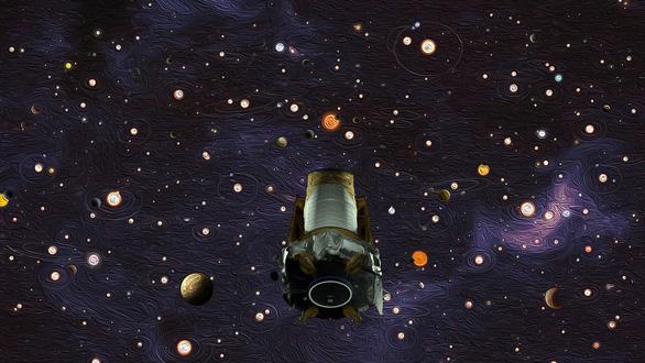 Sóng hấp dẫn, hố đen và những bước tiến khoa học 10 năm qua - Ảnh 2.