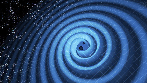 Sóng hấp dẫn, hố đen và những bước tiến khoa học 10 năm qua - Ảnh 1.