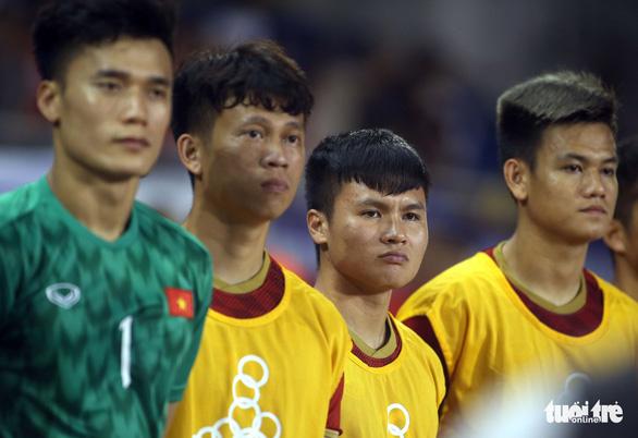 Quang Hải làm gì trong trận thắng U22 Campuchia 4-0? - Ảnh 1.
