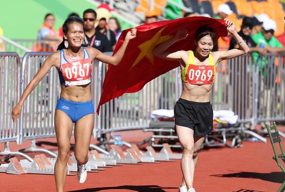 Phạm Thị Huệ mơ ước được làm mẹ sau khi giành huy chương vàng SEA Games - Ảnh 3.