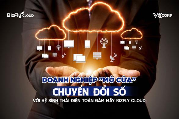 Doanh nghiệp 'mở cửa' chuyển đổi số với điện toán đám mây - Ảnh 1.