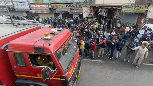 Nhà máy cháy lúc sáng sớm, ít nhất 43 công nhân thiệt mạng - Ảnh 1.