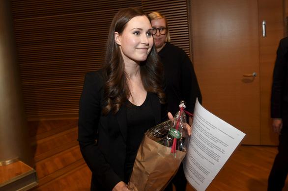 Phần Lan có nữ thủ tướng trẻ nhất thế giới mới 34 tuổi - Ảnh 1.