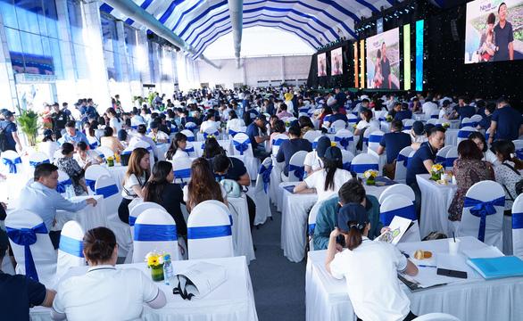 20.000 lượt khách tham quan Novaland Expo - Ảnh 2.