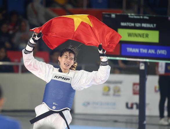 SEA Games ngày 9-12: Việt Nam đạt mốc 80 huy chương vàng - Ảnh 8.