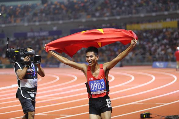 SEA Games ngày 9-12: Việt Nam đạt mốc 80 huy chương vàng - Ảnh 1.