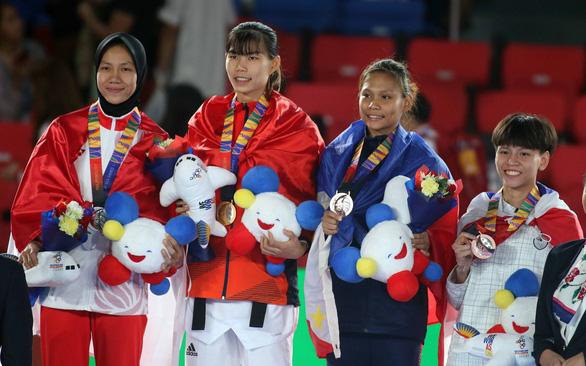 SEA Games ngày 9-12: Việt Nam đạt mốc 80 huy chương vàng - Ảnh 10.
