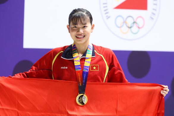 Ánh Viên được ban tổ chức SEA Games 2019 trao giải thưởng đặc biệt - Ảnh 1.