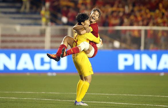 Tuyển nữ Việt Nam đoạt Huy chương vàng: Bản lĩnh và lòng quả cảm - Ảnh 3.
