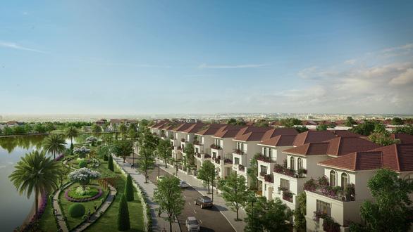 Điểm nhấn kiến trúc của dự án Senturia Nam Sai Gon - Ảnh 1.