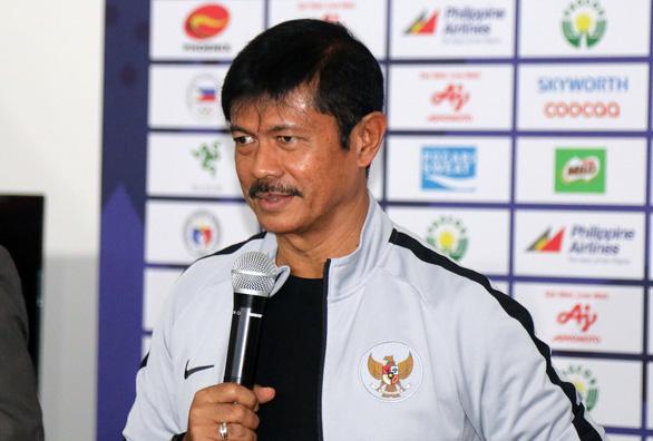 HLV đội U22 Indonesia ca ngợi đồng nghiệp Park Hang Seo - Ảnh 1.