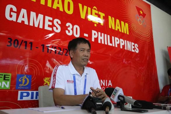 Trưởng đoàn Trần Đức Phấn: Chúng tôi không ép các VĐV thi đấu nhiều nội dung - Ảnh 1.