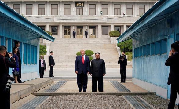 Sẽ ra sao nếu Mỹ không đáp ứng đòi hỏi của Triều Tiên trước năm mới? - Ảnh 1.