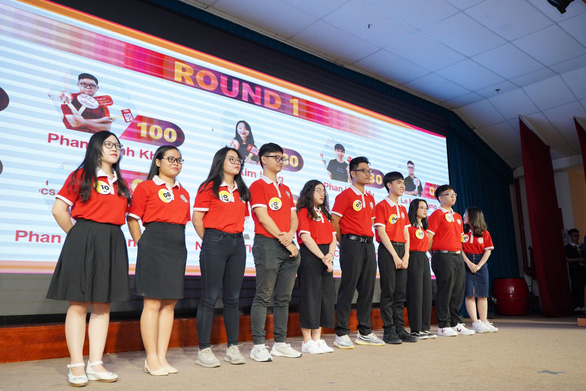 Cuộc thi English Olympics Of Vietnam – EOV 2019 – Quán quân năm đầu tiên - Ảnh 2.