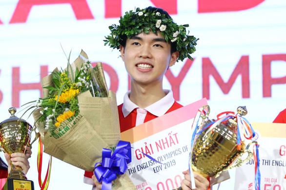Cuộc thi English Olympics Of Vietnam – EOV 2019 – Quán quân năm đầu tiên - Ảnh 7.