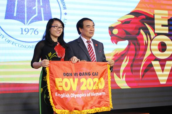 Cuộc thi English Olympics Of Vietnam – EOV 2019 – Quán quân năm đầu tiên - Ảnh 8.