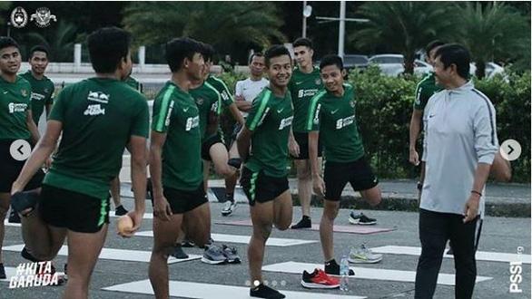 HLV U22 Indonesia: Nếu không mắc sai lầm, chúng tôi sẽ đánh bại Việt Nam - Ảnh 1.