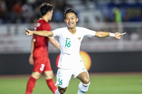 Cầu thủ Indonesia ghi bàn vào lưới Việt Nam: Chúng tôi sẽ đem về huy chương vàng - Ảnh 1.