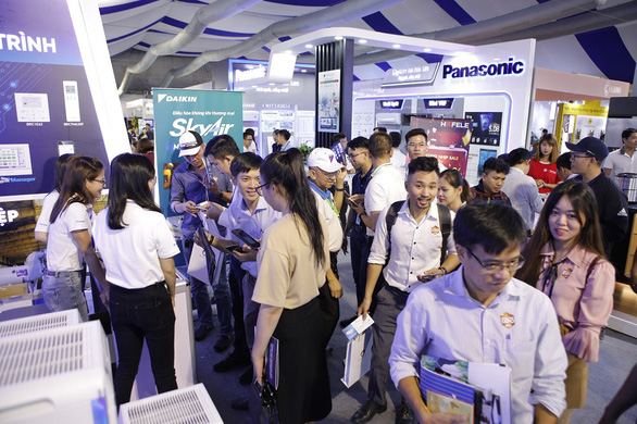 20.000 lượt khách tham quan Novaland Expo - Ảnh 3.