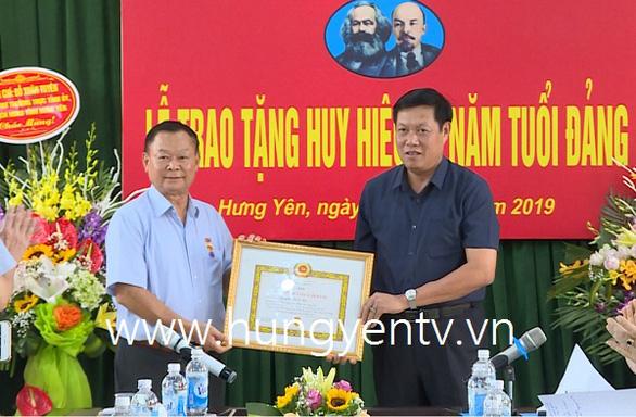Điều động chủ tịch HĐND tỉnh Hưng Yên làm thứ trưởng Bộ Y tế - Ảnh 1.