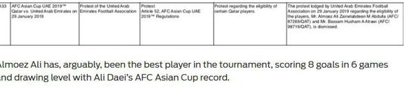 AFC bác đơn kiện Qatar của UAE - Ảnh 1.