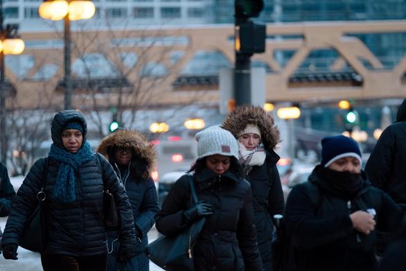Mỹ: Lạnh đến rụng ngón tay, ngón chân - Ảnh 2.
