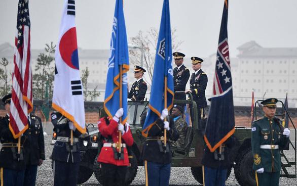 Trước thềm thượng đỉnh Mỹ - Triều, Hàn Quốc tăng tiền đóng góp quân sự - Ảnh 1.