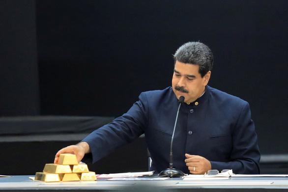 Ở Venezuela, đi đào vàng dễ sống hơn - Ảnh 1.