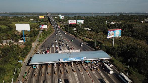 Dịp lễ 2-9: 6 vị trí có khả năng ùn tắc trên cao tốc TP.HCM - Long Thành - Dầu Giây - Ảnh 1.