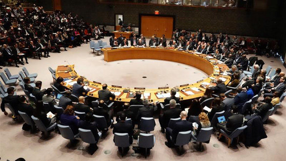 Liên Hiệp Quốc: Sẵn sàng dàn xếp đối thoại ở Venezuela - Ảnh 1.