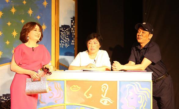 Sài Gòn vui tết với kịch và sách - Ảnh 1.