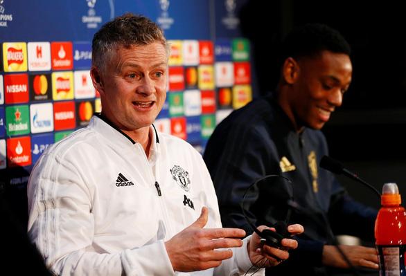 HLV Solskjaer: Manchester United có thể đánh bại mọi đội bóng - Ảnh 1.