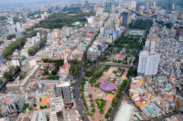 TP.HCM: Thi tuyển ý tưởng thiết kế công viên 23 tháng 9 - Ảnh 1.