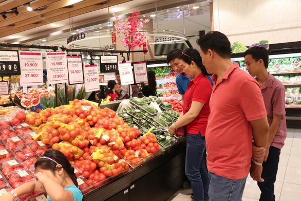 Sức mua thị trường tết Kỷ Hợi tăng 12-15% - Ảnh 1.